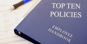 Top 10 Policies for Employee Handbook